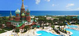 Отели Турции повышают цены