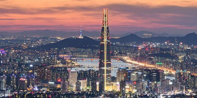 Южная Корея стала более популярна у российских туристов
