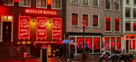 В Амстердаме ликвидируют квартал  Красных фонарей
