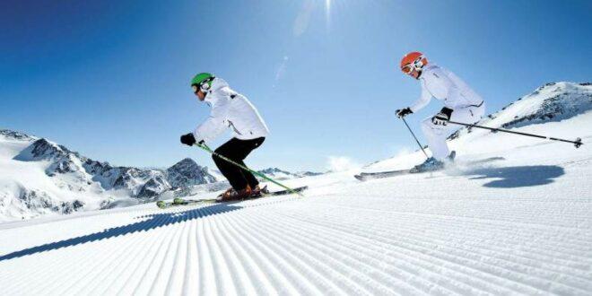 Россияне полюбили горнолыжный отдых