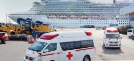 Очередной пассажир лайнера Diamond Princess скончался