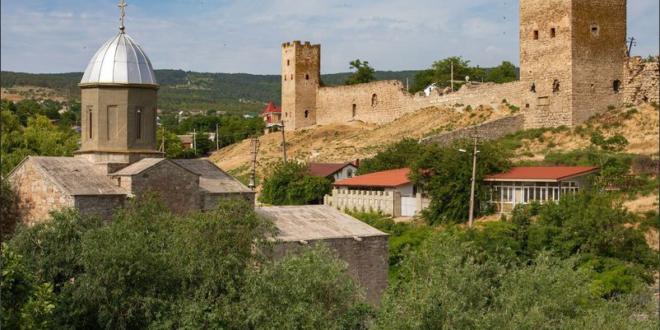 Феодосия – загадка Крыма