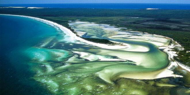 В Австралии из-за сильных пожаров пострадал крупный остров